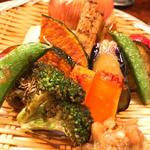 野菜の素揚げ おまかせ盛り(素揚げや 小岩店 )