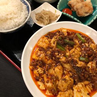 麻婆豆腐セット(北新地 響香 )