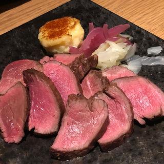 フィレ肉塊焼きステーキ(響 中之島フェスティバルプラザ店)