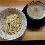 鶏白湯つけ麺(わ河馬 (わかば))