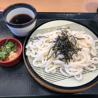 ざるうどん(なか卯 芝浦店 )
