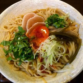 太麺和えそば(麺ゃ しき )