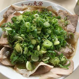 醤油ラーメン(大栄ラーメン 本店 )
