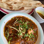 Karachi Lamb Karahi Gosht