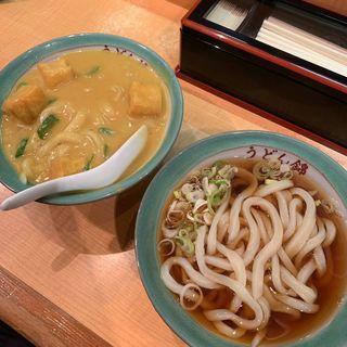 カレーうどん(うどん錦 (うどんにしき))