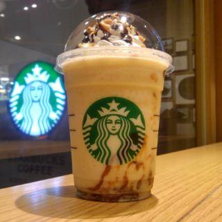 キャラメルスモアフラペチーノ(スターバックス・コーヒー 舞浜イクスピアリ店 (Starbucks Coffee))