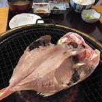 干物定食(海産屋 (カイサンヤ))