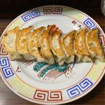 焼き餃子(八仙 (はっせん))