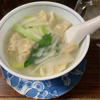 水餃子(八仙 (はっせん))