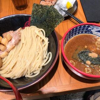 三田盛りつけ麺(三田製麺所 阪神野田店)