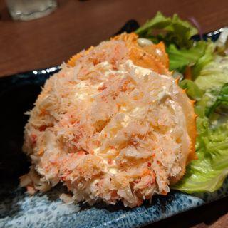蟹ポテトサラダ(ときしらず 品川店)