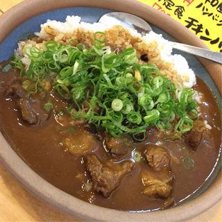 スジネギカレー(食彩酒房 ぱる亭 )