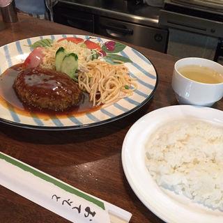 ハンバーグ(北斗サッポロ (ほくとさっぽろ))