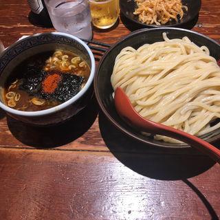 灼熱つけ麺(三田製麺所 神田店 (ミタセイメンジョ))