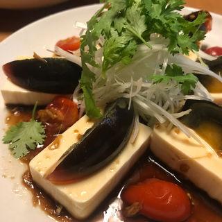 ピータン豆腐(美龍 (メイロン))
