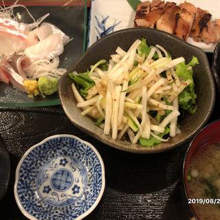 日替わり定食(二升五合 (ニショウゴンゴウ))