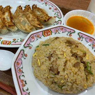 炒飯+餃子(餃子の王将 アリオ北砂店 )