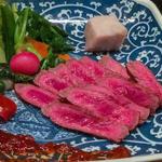 糸島牛ステーキ