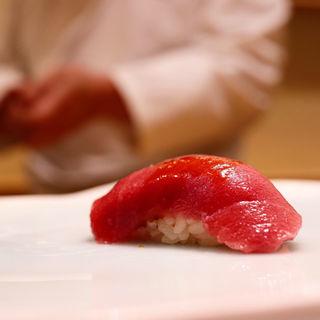 中トロ(鮨なんば)