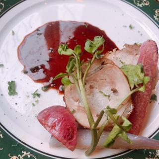 本日の肉料理(Bistro flatcafe (ビストロ フラットカフェ))
