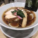 蛤SOBA(むぎとオリーブ 日本橋店)