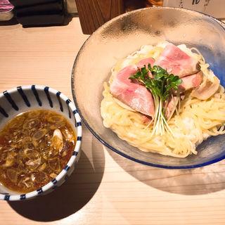 冷やしとろろつけ麺(YAMACHAN)
