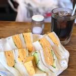 タマゴサンド(喫茶チロル )