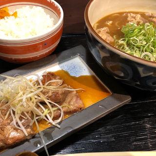 トロ肉定食(八風 (ハップウ))