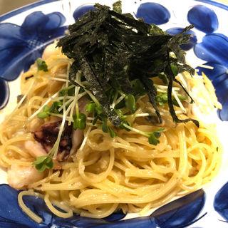 タパス風スパゲッティ(タパス&タパス 目黒店 (Tapas&Tapas))