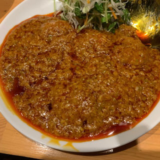 海老チリ(深夜的中華食堂)