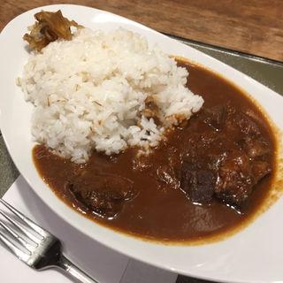 牛たんカレー(伊達の牛たん本舗 本店 )
