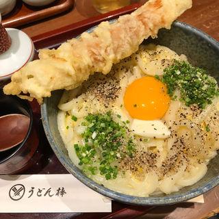 釜バター(うどん棒 大阪本店 )