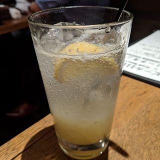 自家製レモンサワー(VECTOR BEER 大森店)