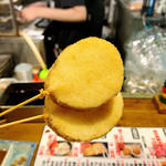 串揚げ(山芋)