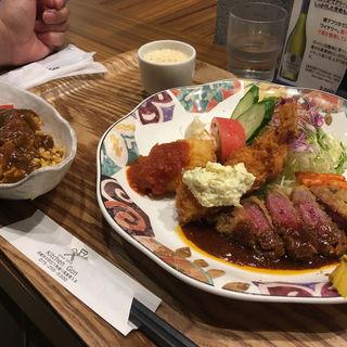 (キッチンゴン六角店)