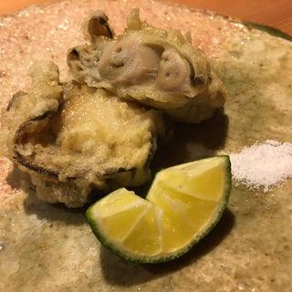 牡蠣天ぷら(恵比寿 紀風 )