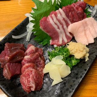 極上馬刺盛り(けとばし屋チャンピオン (ケトバシヤチャンピオン))