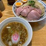 サバ濃厚つけ麺