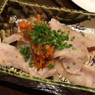 豚トロキムチ(神田 )