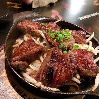 ハラミBBQステーキ(肉バルで肉寿司 ジョッキー)