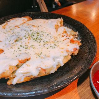 チーズチヂミ(DANMI RED 心斎橋店)