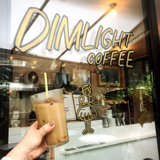 アイスカフェモカ(DIMLIGHT coffee)