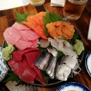 刺身盛り(はじめ鮮魚店 )