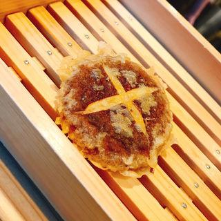 椎茸天(博多天ぷら ながおか)