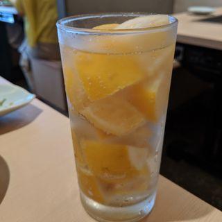 丸ごと檸檬(月島もんじゃ くうや)