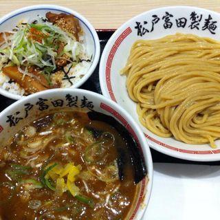濃厚つけそば(松戸富田製麺 三井アウトレットパーク木更津店 )