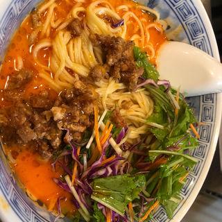 担々麺(桃源邨)