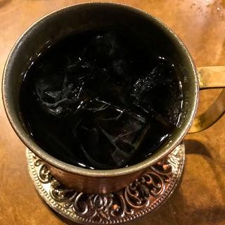 アイスコーヒー(名曲・珈琲 麦 (メイキョクコーヒー ムギ))