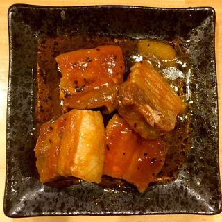 豚トマト煮