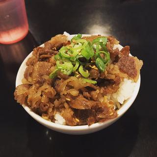 カルビ丼(みそ味専門 マタドール )